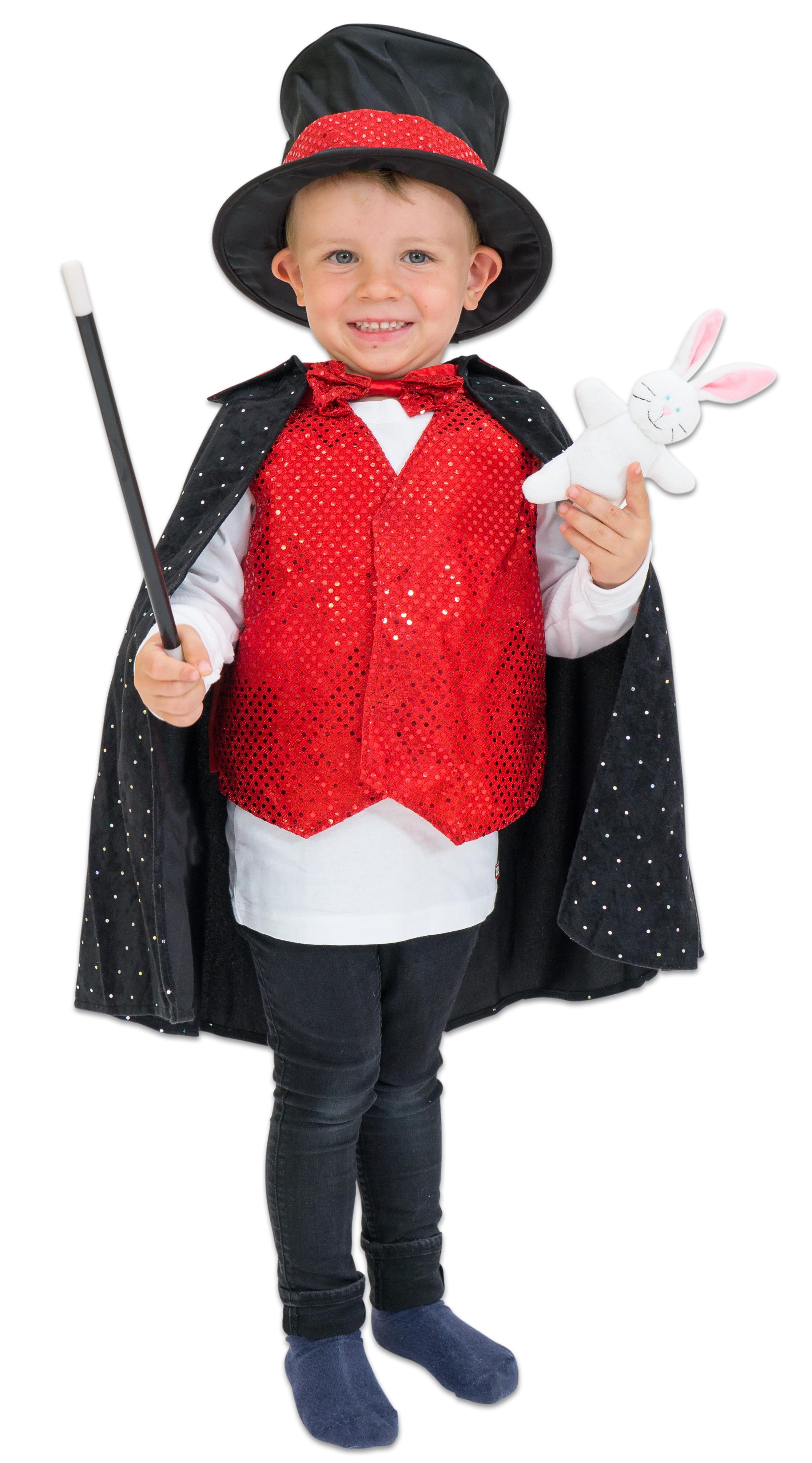 Zauberer Kostum Kinderkostum Theater Und Fasching Gr 104 128