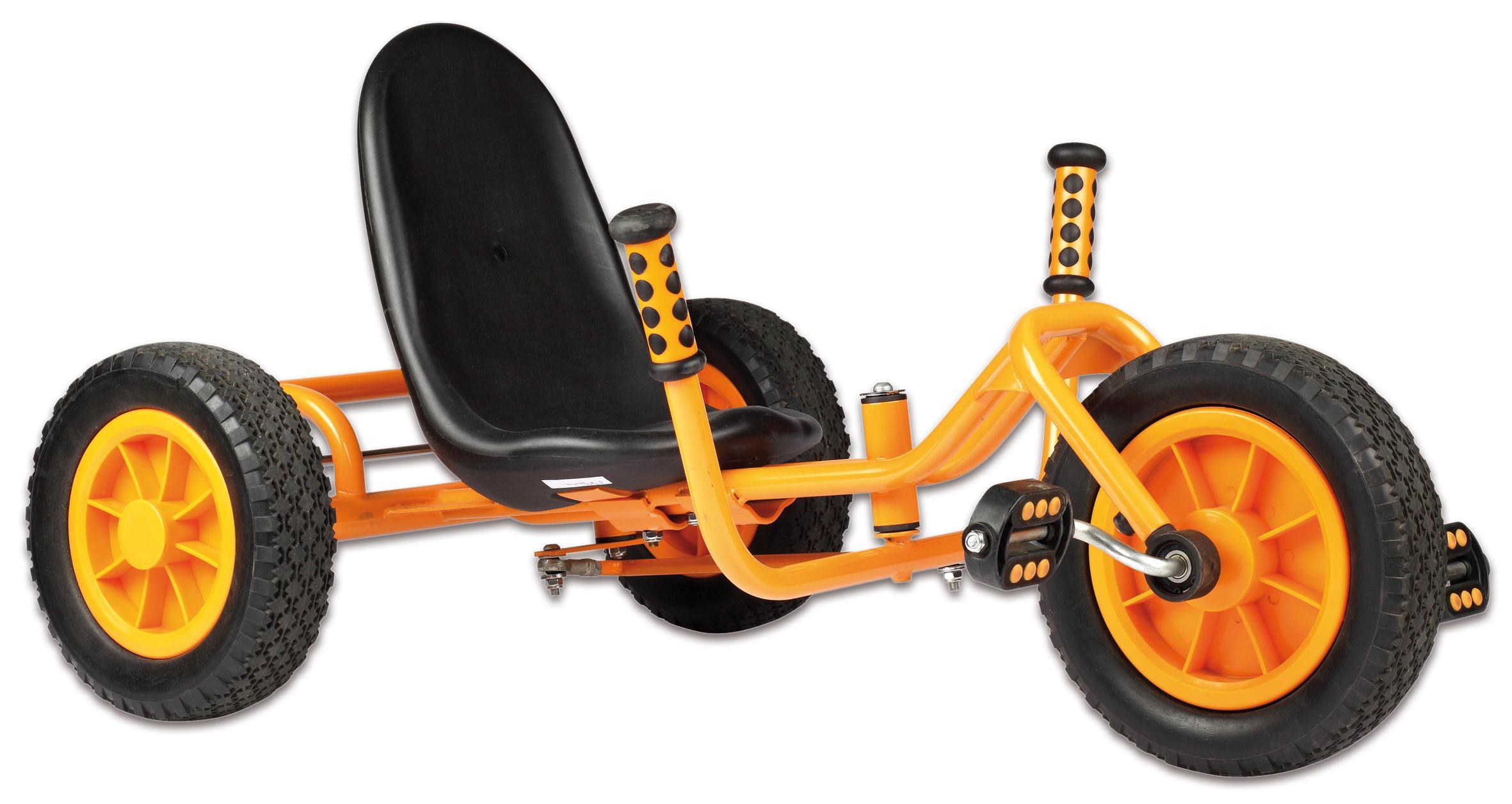 Trike Dreirad Tretfahrzeug Kinder Fahrzeug 4-8 Jahren Sitzhöhe 19 cm ...